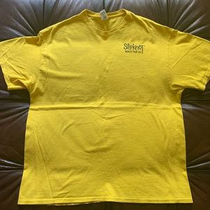 Slipknot 2015 World Tour T-Shirt (XL)